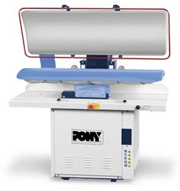 Прессы гладильные Pony S.р.A. LAV/R1-E с парогенератором