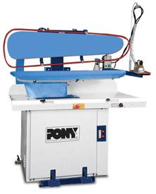 Прессы гладильные Pony S.р.A. BP/U с парогенератором и компрессором
