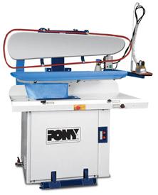 Прессы гладильные Pony S.р.A. BP/UL с парогенератором и компрессором