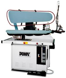 Прессы гладильные Pony S.р.A. CP/U с парогенератором и компрессором