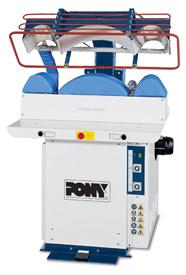 Прессы гладильные Pony S.р.A. CCP с парогенератором и компрессором