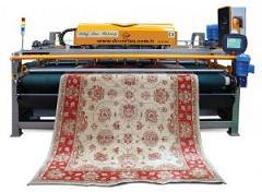 Оборудование для обработки ковров Donertas Автоматическая машина для влажной чистки ковров