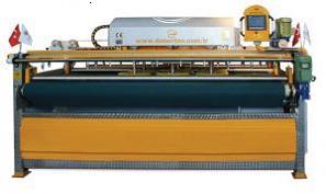 Оборудование для обработки ковров Donertas Комбинированная машина для влажной чистки и сушки ковров