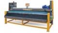 Машина для щеточной чистки ковров Оборудование для обработки ковров Donertas
