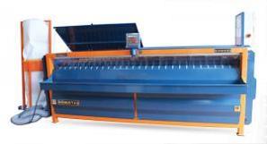 Оборудование для обработки ковров Donertas Машина для очистки ковров от пыли