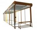 Система для вывешивания и сушки ковров Оборудование для обработки ковров Donertas