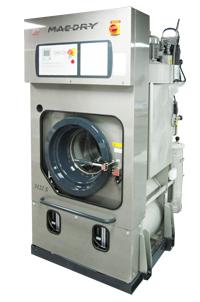 Машины химической чистки Mac Dry  MD3122S A (30E, 1, 3, 18, С)