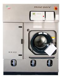 Машины химической чистки Mac Dry  MD3123 A (80, CE2, 1, 3, 18, С)