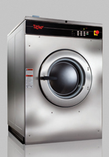 Среднескоростные стиральные машины UniMac UCU040 управление M30